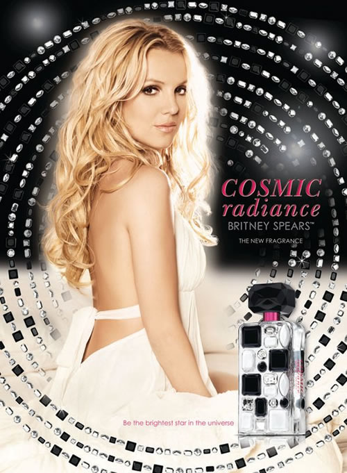 Britney Spears – Cosmic Radiance