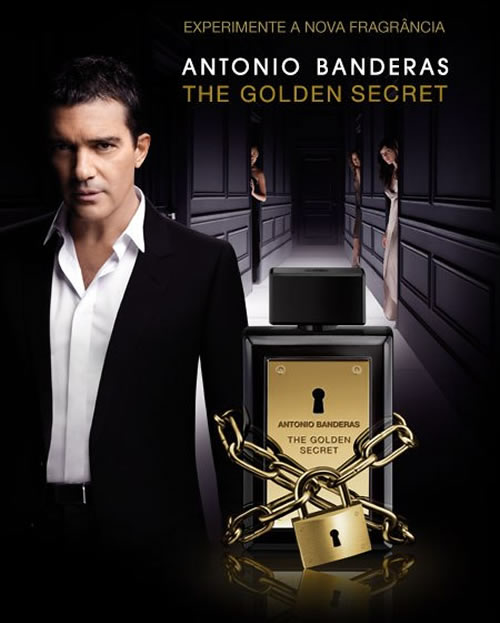 Antonio Banderas – The Golden Secret